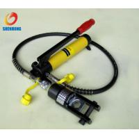 Wholesale Manual pump CP-700 max pressure 70Mpa 0.94L oil Volume 1.5m hose from china suppliers