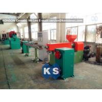 Wholesale High Speed Automatic PVC Coating Machine For PVC Galfan Wire Coating from china suppliers