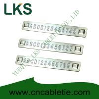 Wholesale Embossed Stainless steel tags from china suppliers