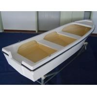 Wholesale Stability Fiberglass Fishing Boats 330 Kgs 4.2m Single For For Cruising / Diving from china suppliers