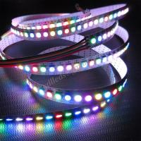 Wholesale Ws2812b 144 SMD LED Strip White PCB Silicon Tube IP67 5m Apa102 from china suppliers