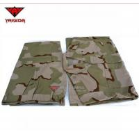 Wholesale Custom Camouflage Military Uniforms Waterproof Rip - Stop For Workwear from china suppliers