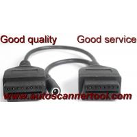 Wholesale Mitsubishi 12pin OBD1 OBD2 Connector Adapter Hyundai from china suppliers
