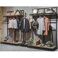 Wholesale Commercial Clothing Display Racks Hanging Iron Display Shelf 30*40*1.6mm from china suppliers