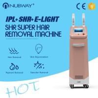 OEM ODM fda approved beauty products opt ipl shr laser hair removal machine for clinic