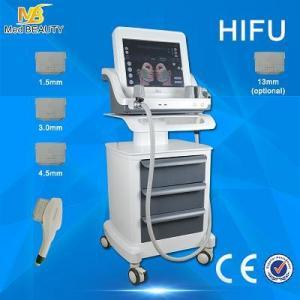 Wholesale 800W Ultrasound HIFU Machine Skin Care Machine Tighten Loose Skin from china suppliers