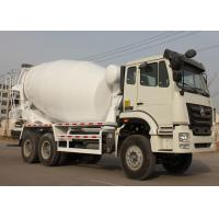 China Professional Concrete Mixing Equipment Concrete Ready Mix Truck ZZ5255GJBN3846B1 on sale