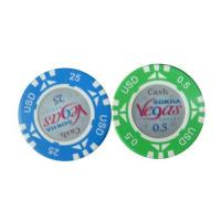 China ABS poker chip on sale