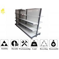 Wholesale Waterproof Gondola Display Shelving / OEM Supermarket Display Racks from china suppliers