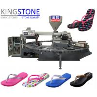 Wholesale Dongguan Kingstone Shoe Making Machinery Plastic Sandals Making Machines from china suppliers
