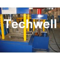 Wholesale Manual, Hydraulic Decoiler U Section Roll Forming Machine for Steel U Channel from china suppliers
