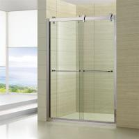 Wholesale Easy Clean Sliding Door 6mm Glass Bathroom Shower Room Enclosure from china suppliers