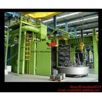 Wholesale H beam Production Line Shot Blasting Machines for Rust Removing And Polishing of Surface from china suppliers