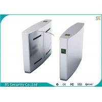 Wholesale Biometric Attendance Flap Barrier Gate Flap Turnstiles Mechanism from china suppliers