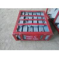 Wholesale Jaw Plates , Mantles And Concaves Wear Parts For Cone Crushers from china suppliers