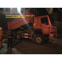 Wholesale SINOTRUK CNHTC HOWO 7 6x4 30 tons Tipper Dump trucks For Sale from china suppliers