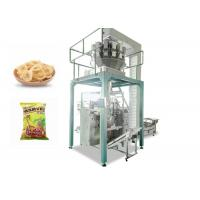 Wholesale Banana Slices Automated Packing Machine With Computer Weighter High Efficiency from china suppliers
