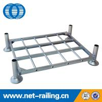 China storage inflatable stack pallet rack on sale