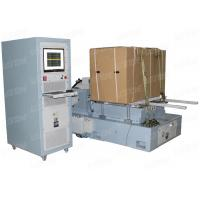 2Inch Displacement Horizontal And Vertical Vibration Table Machine Meet ISTA Standard for sale