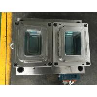 China PP food container Injection Moulding Machine Thin Wall With Hopper dryer on sale