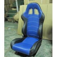 Wholesale JBR1027 fabric Sport Racing Seats With Adjuster / Slider Car Seats from china suppliers