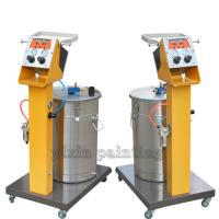 Quality Durable Powder Coating Spray Machine With Pressure Regulator Valve for sale