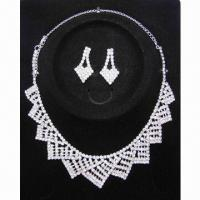 Wholesale Gorgeous Jewelry Set in Cup Chain Design from china suppliers