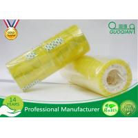 Quality Water Based Box Wrapping BOPP Stationery Tape for Parcel Wrapping for sale