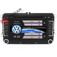China 7 Inch Double Din Head Unit VW Car DVD Player For Volkswagen Jetta 2005-2013 on sale