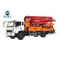 Wholesale Imported PLC Mini Truck Concrete Mixer Double Cylinder Hydraulic Pumping System from china suppliers