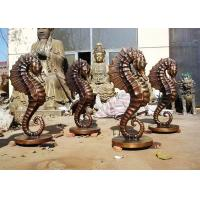 Wholesale Customized Size Bronze Statue For Garden Decoration Hippocampus Design from china suppliers