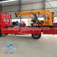 Quality XYC-3 Truck Mounted Hydraulic Rotating Rock Core Drilling Rig For Water Well 600 for sale