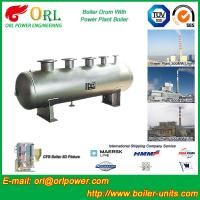Wholesale High Performance Thermal Oil Boiler Drum In Thermal Power Plant , ORL Power from china suppliers
