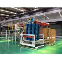 Wholesale CE Approved Can Packaging Machine Automatic Palletizer Machine 380V 3P from china suppliers