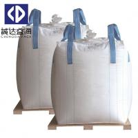Wholesale 1000kg Bulk FIBC Bulk Bags Container Top Fill Spout Cross Corner Loop from china suppliers