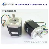 Wholesale 57BYGH311-01 CNC Router DC Step Motor 2 Phase Hybrid Stepping Motor for DIY CNC Router Plasma from china suppliers