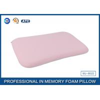 Wholesale Oblong Classic Infant Memory Foam Baby Pillow with Cotton Velvet Pillow Cover from china suppliers