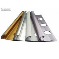 Wholesale PVDF Paint Aluminum Window Frame Extrusions / Extruded Aluminium Profiles Medical Use from china suppliers