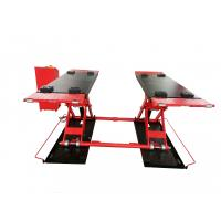China 220V  Electrical Scissor Lift Flexible Operating System with CE Certification for sale