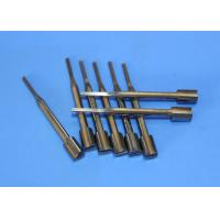 Carbide Punching Needle Tungsten Carbide Punch With High Hardness