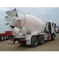 Wholesale Front Load Ready Mix 10-12m3 Concrete Truck, Low Noise Concrete Boom Pump Truck from china suppliers