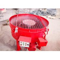 China Red Automatic Concrete Mixer Low Energy Consumption Convenient Maintenance for sale