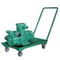 Quality Economic Electric Transfer Pumps For Fuel 0.05 Mpa 3 Bar 1400RPM for sale