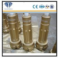 Wholesale Gold flat spehircal 6 inch DTH drilling  tools of SD6 drill bit 165 mm from china suppliers