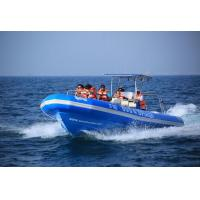 Wholesale Ferrying Orca Hypalon Inflatable Sailing Boat Rib960C With Passengers Seats from china suppliers