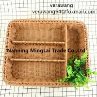 China basket for knife and fork for sale
