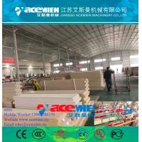 Wholesale high quality PVC panel extrusion line/PVC ceiling panel production line/PVC panel making machine from china suppliers