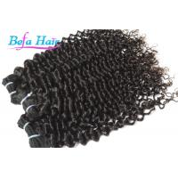 "Wholesale Spiral Curl 8"" 13"" Cambodian Hair Bundles , Highlighted Ombre Hair Extensions Weft from china suppliers"