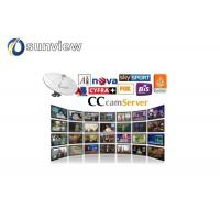 Wholesale 1 Year Cccam Iptv Server , Pro Premium Cccam Server VOD Support from china suppliers