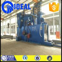 Quality CE and ISO approved electric fuel  shot blasting machine china manufacturer for sale